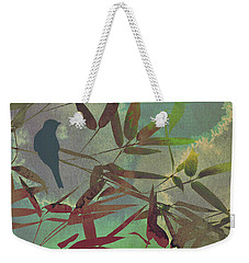 In The Bamboo Forest Weekender Tote Bag