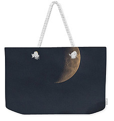 Weekender Tote Bag featuring the photograph In The Blue Hours by Alex Lapidus