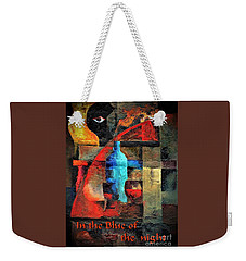 In The Blue Of The Night Weekender Tote Bag