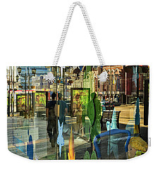 In The City Weekender Tote Bag
