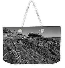 In The Distance Weekender Tote Bag by David Cote