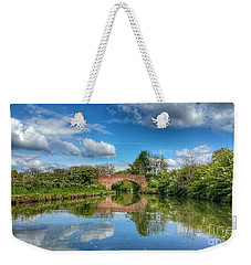 In The Dream Weekender Tote Bag by Isabella F Abbie Shores FRSA