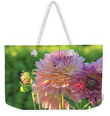 Garden Blooms Weekender Tote Bag