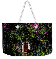 In The Garden - The Hermitage Weekender Tote Bag