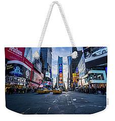In The Heart Weekender Tote Bag