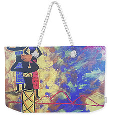 In The Heat Of The Day Weekender Tote Bag by Judi Goodwin