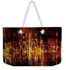 In The Heat Of The Night Weekender Tote Bag