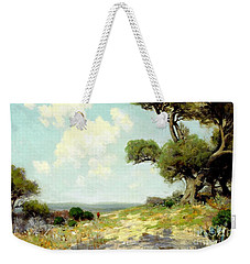 In The Hills Of Southwest Texas 1912 Weekender Tote Bag