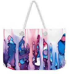 In The Land Of The Lost Elephants Weekender Tote Bag