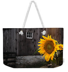 In The Light Weekender Tote Bag by Bill Wakeley