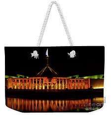 In The Light Of Magna Carta Weekender Tote Bag