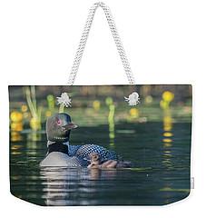 In The Lillies... Weekender Tote Bag