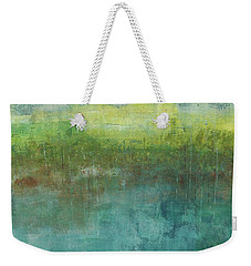 Through The Mist 2 Weekender Tote Bag