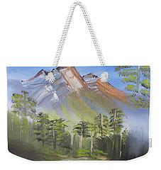 In The Mist Weekender Tote Bag by Meryl Goudey