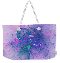 In The Mood Weekender Tote Bag by Jeff Iverson