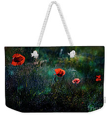 In The Morning Weekender Tote Bag