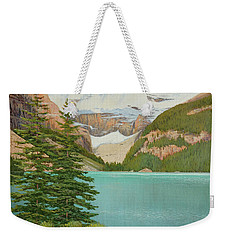 In The Mountain Air Weekender Tote Bag