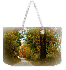 In The Mountains Of Georgia Weekender Tote Bag