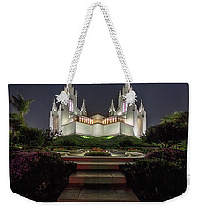 In The Name Of Their Faith Weekender Tote Bag
