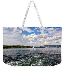 In The Oslo Fjord Weekender Tote Bag