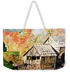 In The Quiet Moments Weekender Tote Bag
