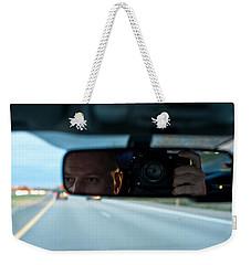 In The Road Weekender Tote Bag