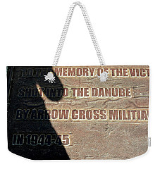In The Shadows Of The Past Weekender Tote Bag