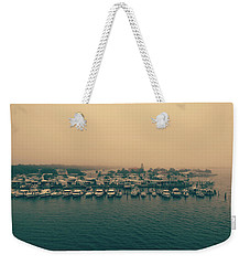 In The Slip Weekender Tote Bag by Steve Sperry