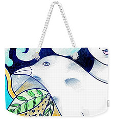 In The Spirit Of Unity 1 Weekender Tote Bag by Helena Tiainen