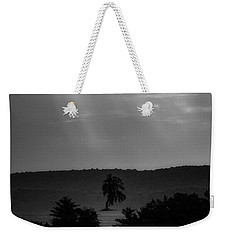 Weekender Tote Bag featuring the photograph In The Spotlight by Bill Wakeley