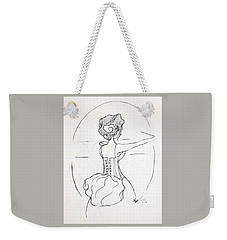 In The Spotlight Weekender Tote Bag
