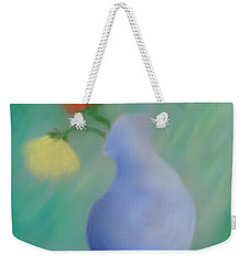 In The Still Of The Light Weekender Tote Bag