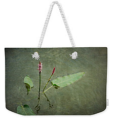 In The Stillness... Love Whispers My Name Weekender Tote Bag