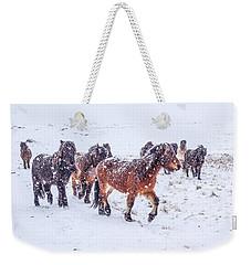 In The Storm 2 Weekender Tote Bag