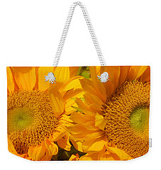 In The Sun Weekender Tote Bag