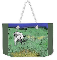 In The Sweet Fields Weekender Tote Bag