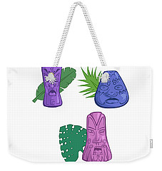 In The Tiki Room Weekender Tote Bag