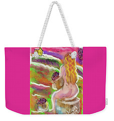 In The Vineyard Weekender Tote Bag
