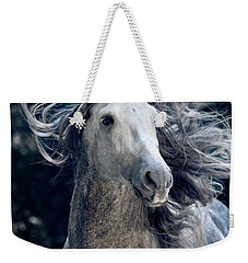 In The Waves Of Mane Weekender Tote Bag