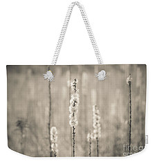 In The Wild Grass Weekender Tote Bag