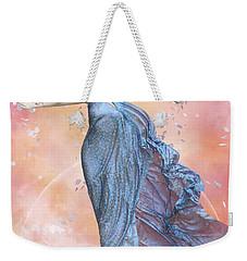 In The Wind Weekender Tote Bag