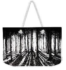 In The Woods 2 Weekender Tote Bag