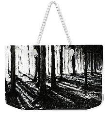 In The Woods 3 Weekender Tote Bag