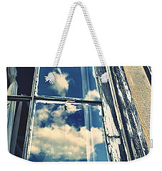 In Through The Clouds Weekender Tote Bag