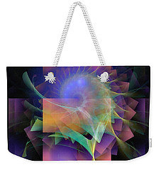 In What Far Place Weekender Tote Bag by NirvanaBlues