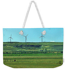 In With The New Weekender Tote Bag
