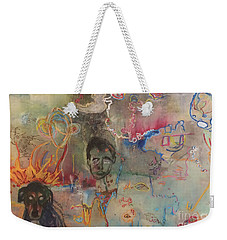 Lucid Weekender Tote Bag