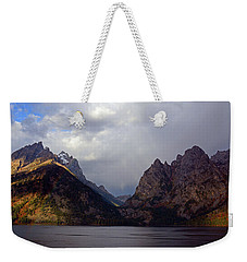 In Your Mountains I Find Strength Weekender Tote Bag