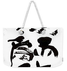 Inaction Weekender Tote Bag