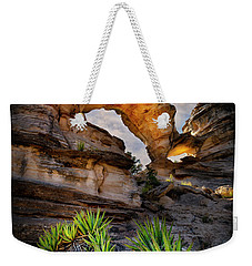 Inch Worm Arch Weekender Tote Bag